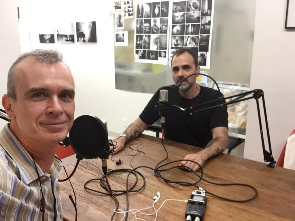 Marcelo Greco e Paulo Varella; mercado fine art