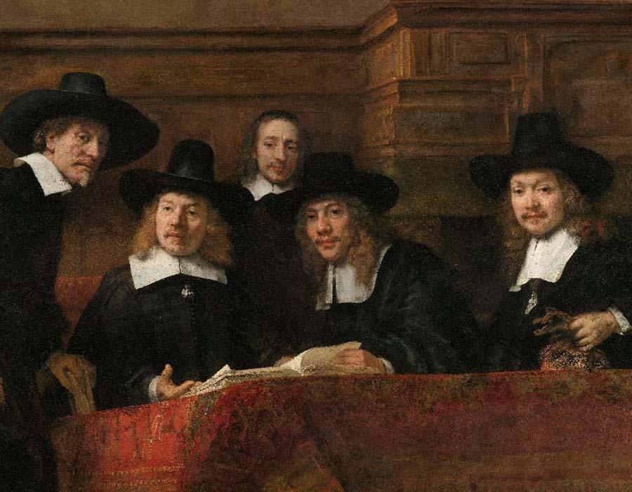 O barroco na Holanda protestante
