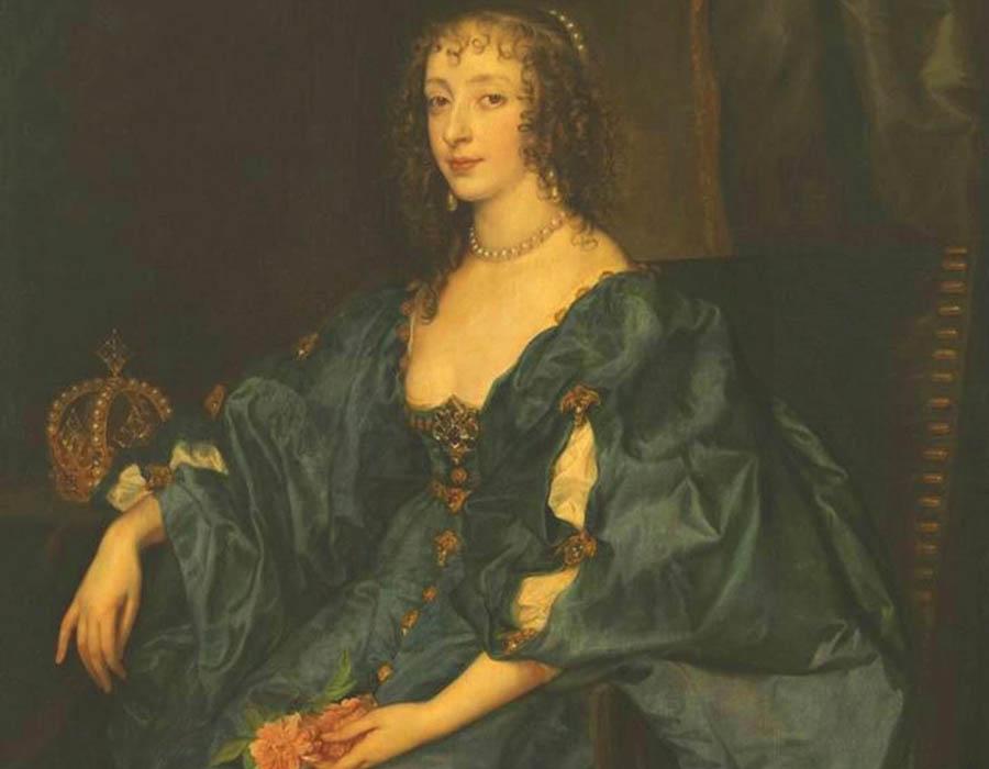Van Dyck: o artista da aristocracia barroca