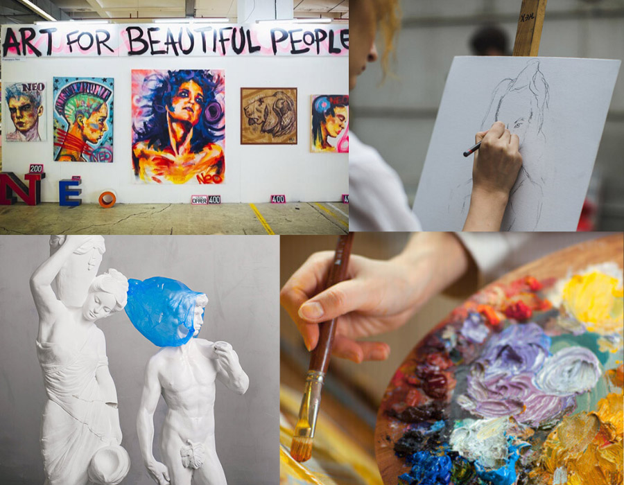 O que são as artes visuais? Saiba tudo aqui
