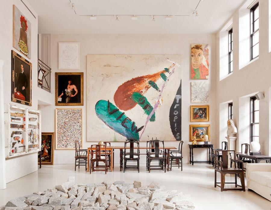 Colecionador de arte: planejamento e pesquisa artística