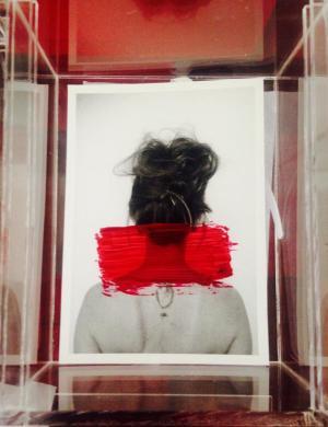 Lúcia Castanho. Das maneiras de calar (II), 2018