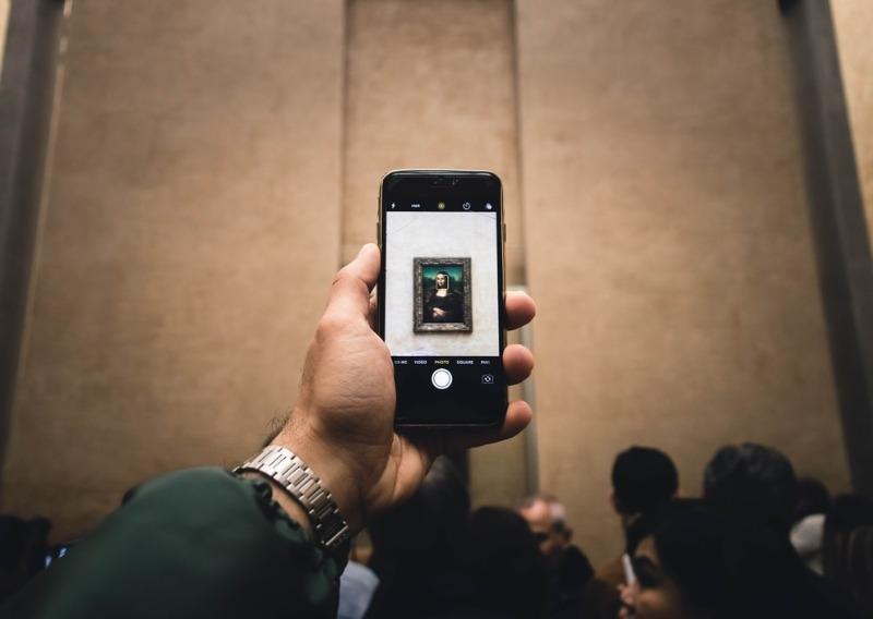 Louvre Museum, Paris, França
