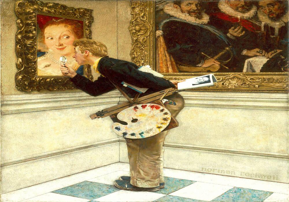 Críticos de arte: uma união entre o subjetivo e objetivo