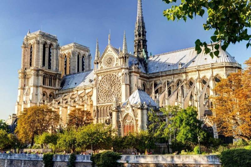 Arte medieval | Catedral de Notre-Dame de Paris