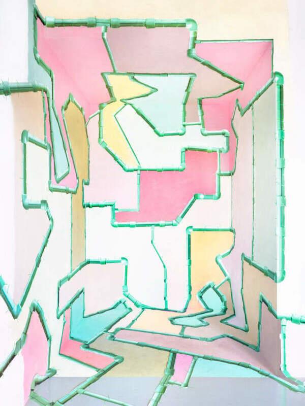 Marleen Sleeuwits. Interiors.