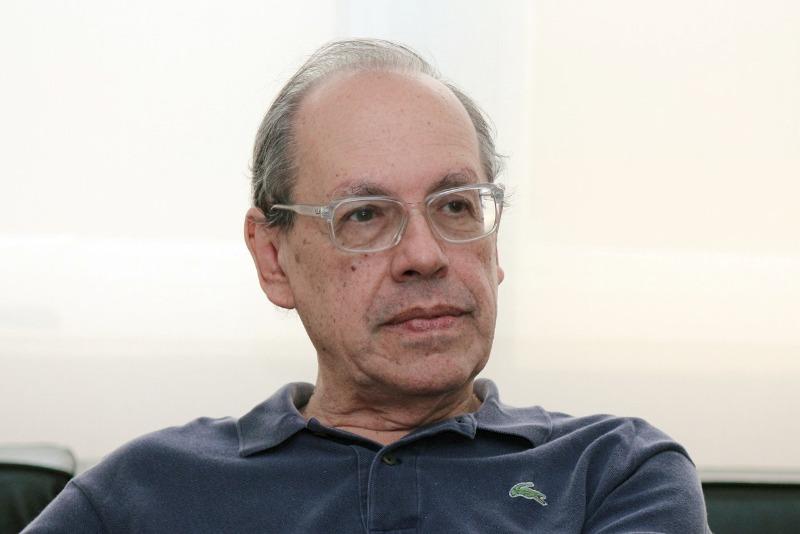 Paulo Herkenhoff. Foto: Maria Leonor de Calasans