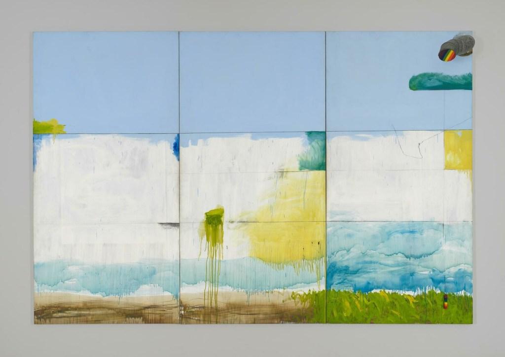 Jim Dine | Long Island Landscape, 1963