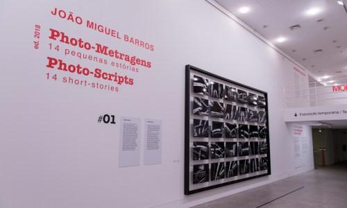 Expo João Miguel Barros - PHOTO-METRAGENS - Museu Colecção Berardo.