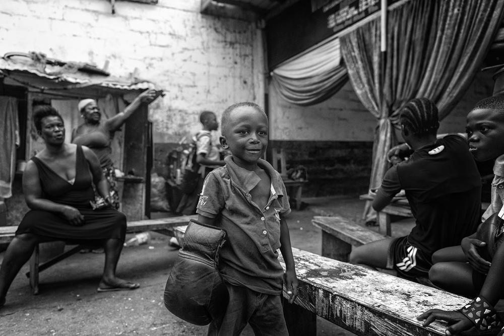 João Miguel Barros. 01 - Courtyard (Accra, Ghana, Set. 2019)