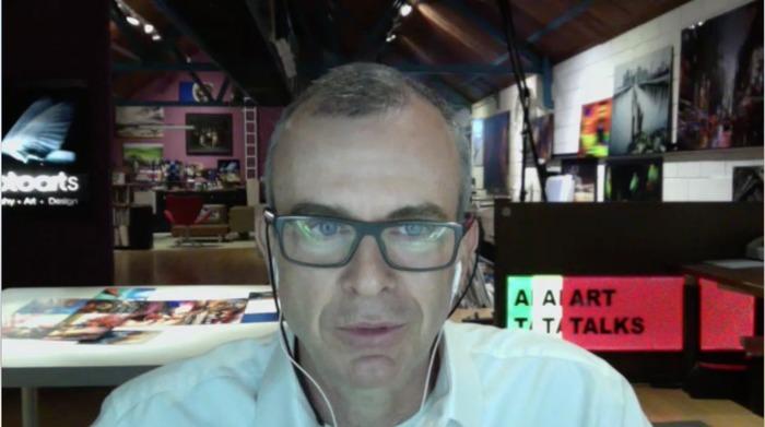Paulo Varella; Art Talks; ABACT e Latitude