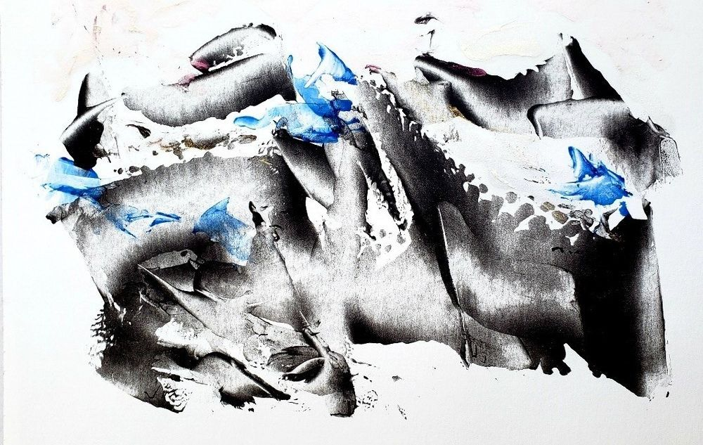 Vincenzo Giorgi - Preto, Cinza e Azul