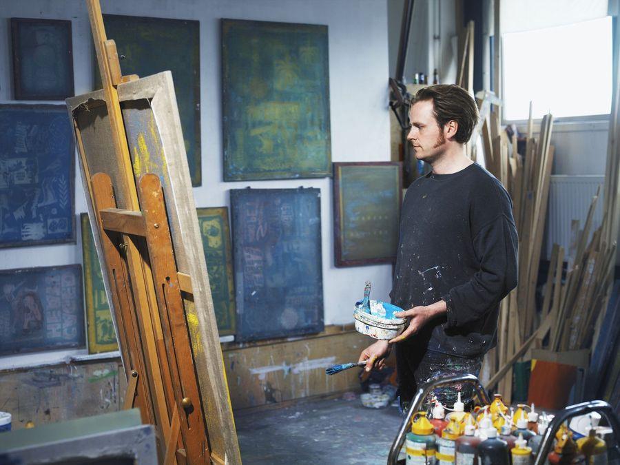 O que torna um artista profissional?