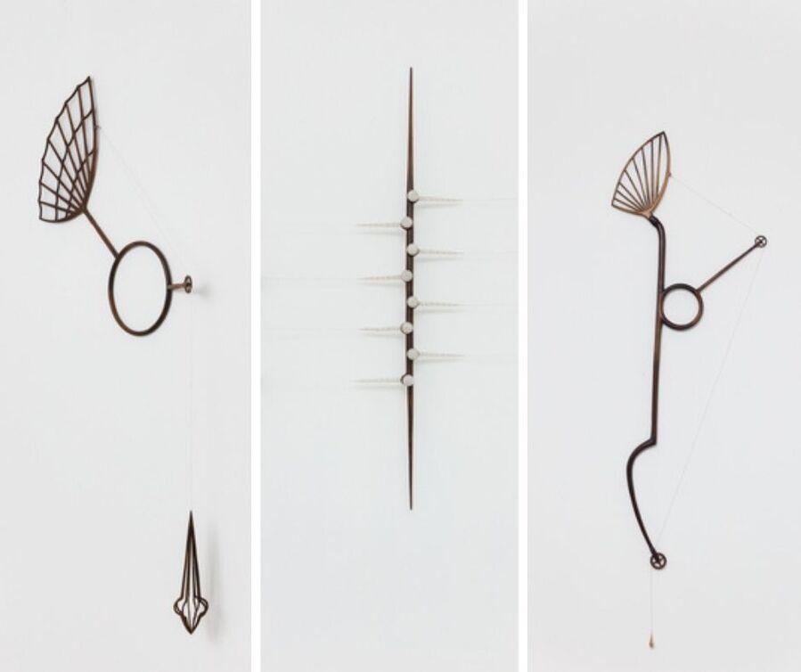 Galeria Lume apresenta mostra inédita de Osvaldo Gaia