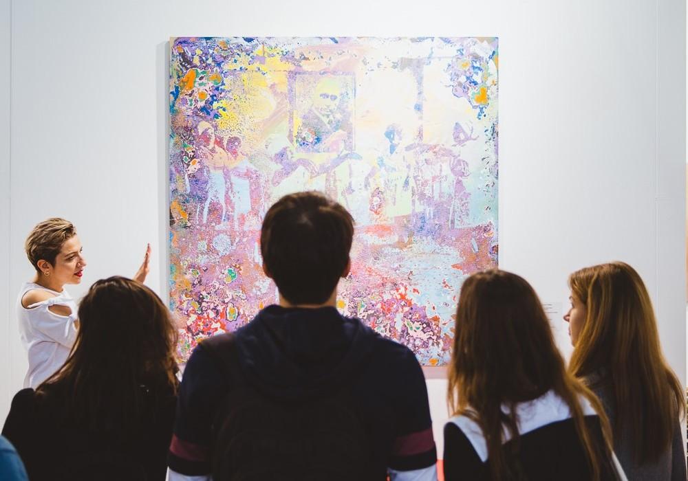Como ser representado por uma Galeria de Arte?