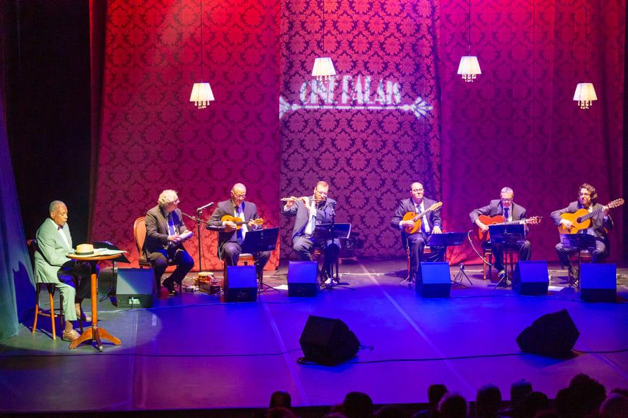 Créditos: Aurelio Oliosi; Do Palais a Paris