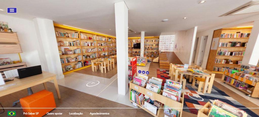 Viewing Room - Biblioteca Pró-Saber
