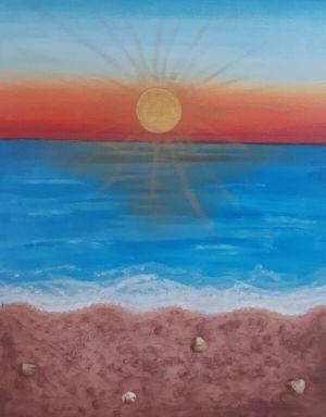 Iolanda Lessa - A Partida do Sol