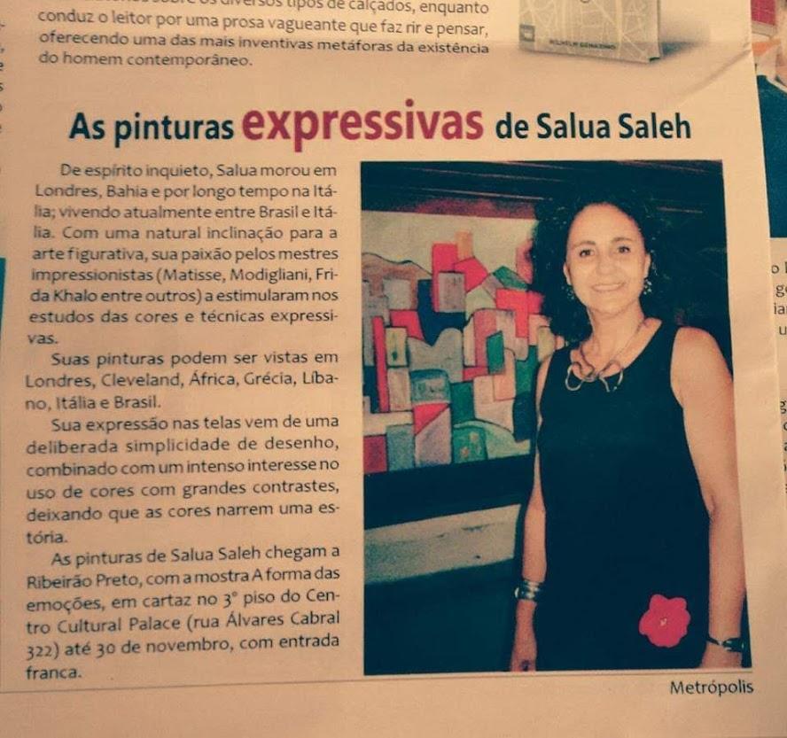 Exposição - Salua Saleh