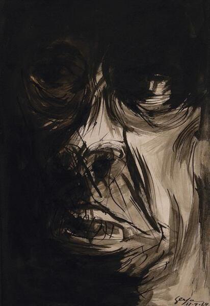 Ivan Serpa - Fase Negra (1964)