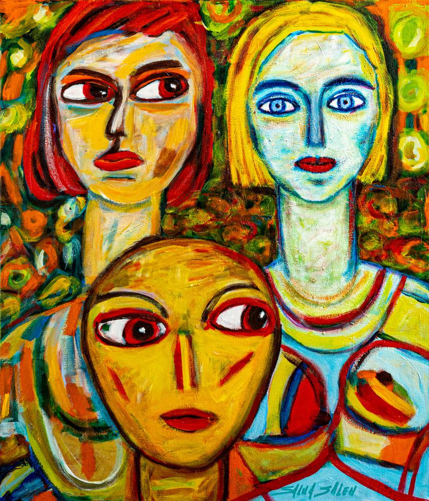 Salua Saleh - Almas Femininas