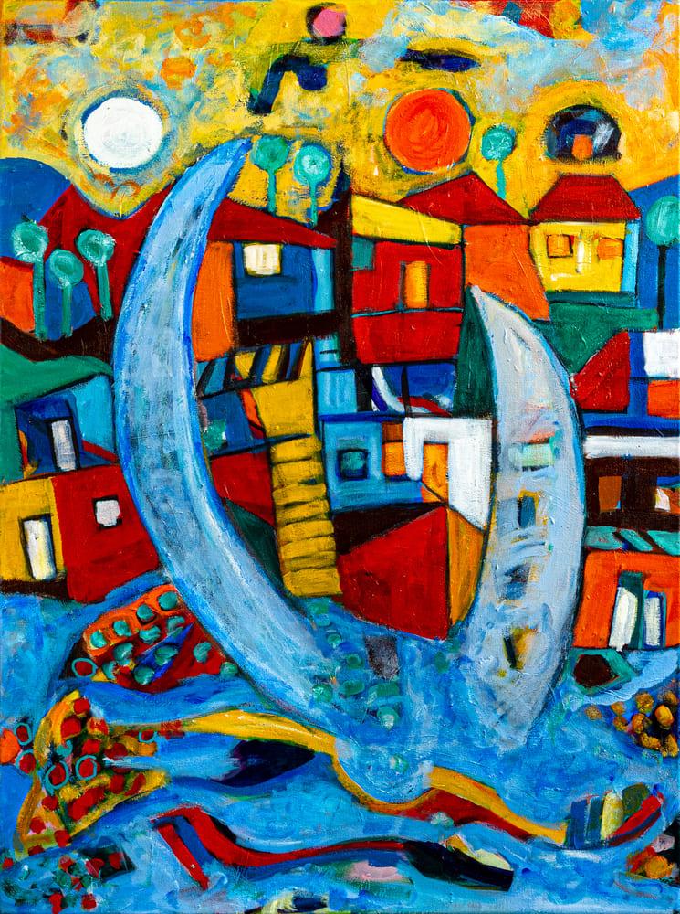 Salua Saleh - Entre Terras e Mares