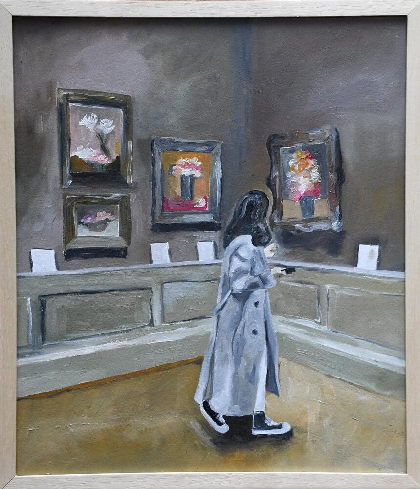 Celia Petrov - Da contemplação à imersão I