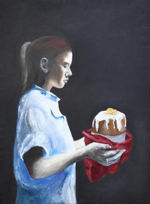 Celia Petrov - Solitude I