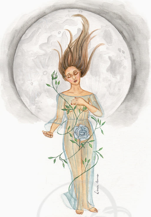 Denise Bruno - Filha da Lua