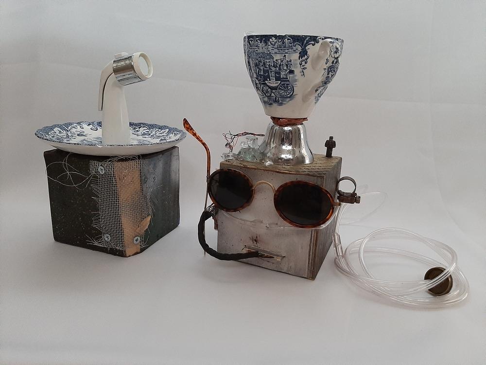 Claudia Seber - Wilson, tome um chá comigo