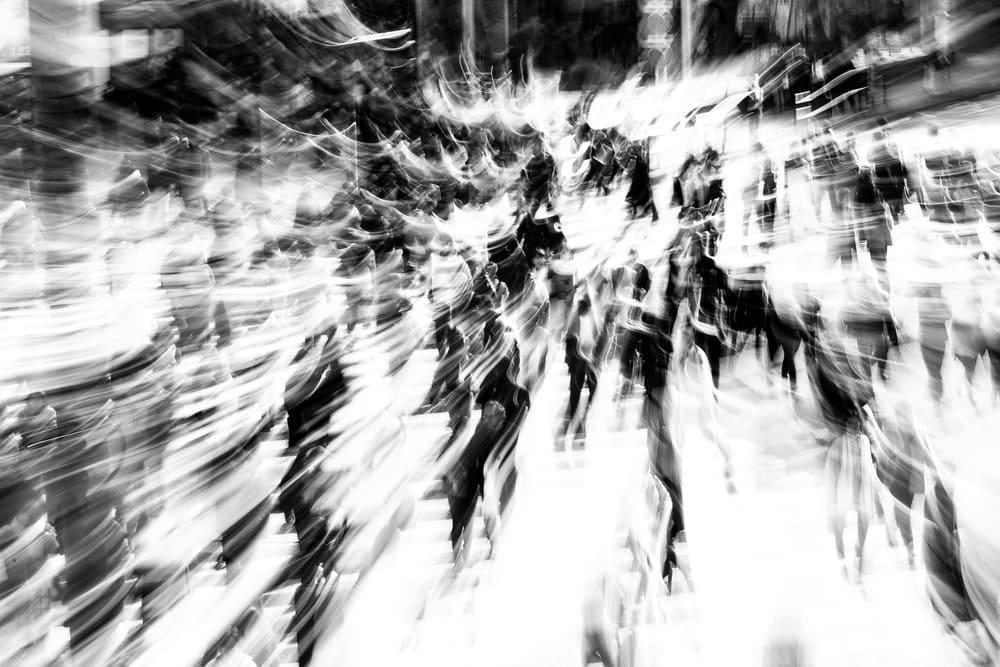 In Motion / #1 - Leo Marino