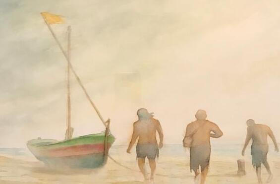 Eduardo Luís - Os Três Pescadores II
