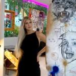 Exposição em Portugal – Le Carrousel D'ART; Tatiana Mesquitela