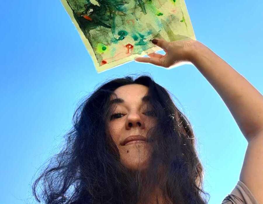 Ana Gadelha, uma artista de múltiplos estilos