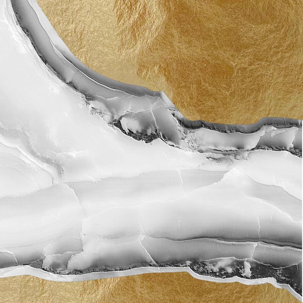 Janaína Coll - Marble Gold I