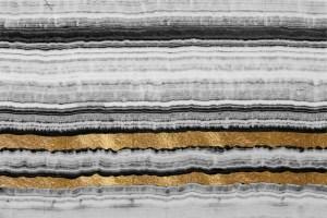 Janaína Coll -Marble Gold XII