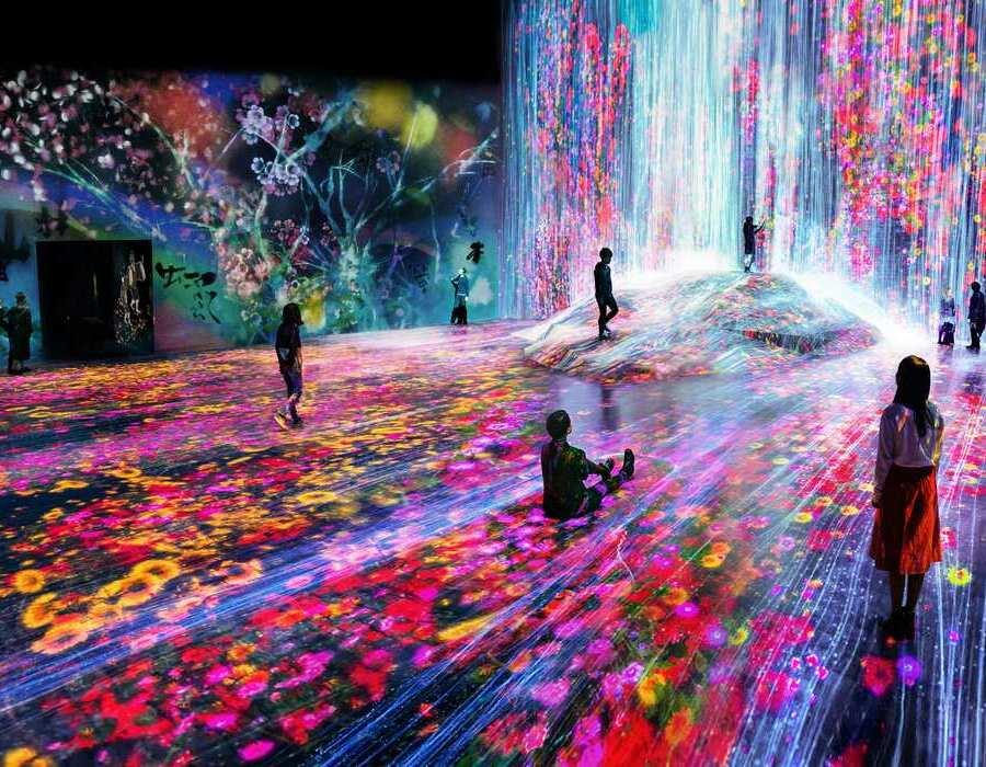 Quando a arte e tecnologia desvelam a natureza