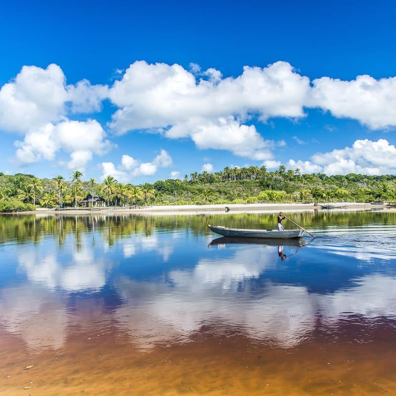 Canoa – Caraíva - BA