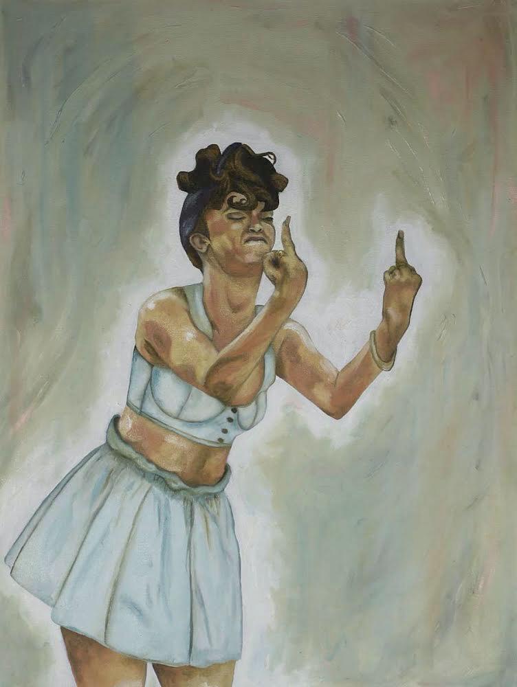 Sem Título 4 - Louise D'Tuani