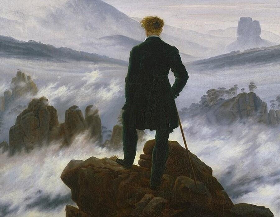 Romantismo: a visão Neoclássica e a pintura por volta de 1750 e 1850