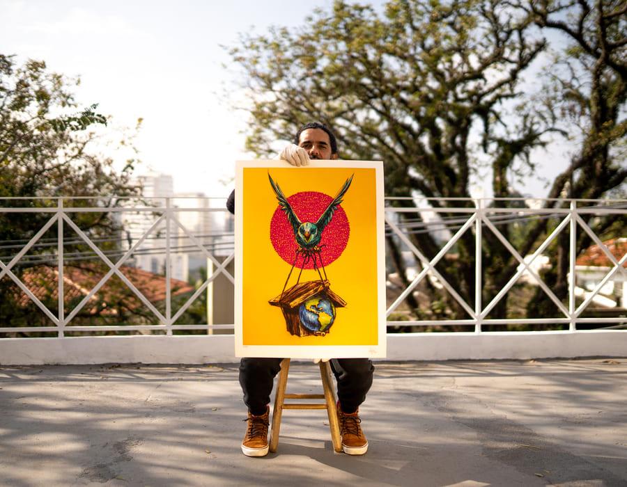 Dionisio.Ag lança e-commerce focado em arte