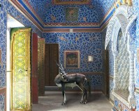 Karen Knorr, The Sound of Rain, India Song Series