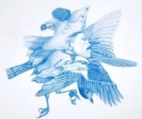 Zachari Logan, Selfish Genes, Avian