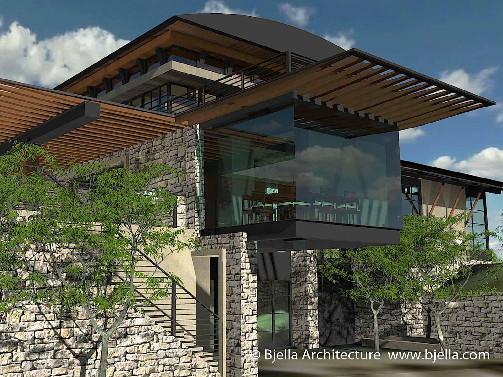 Bjella Architecture - Modern House Design-8