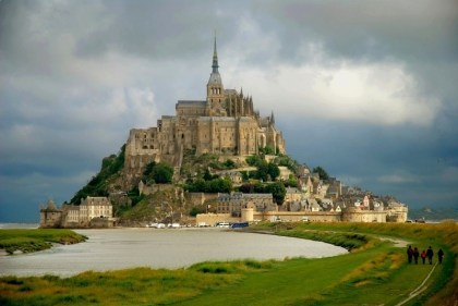 Le Mont Saint Michel. France