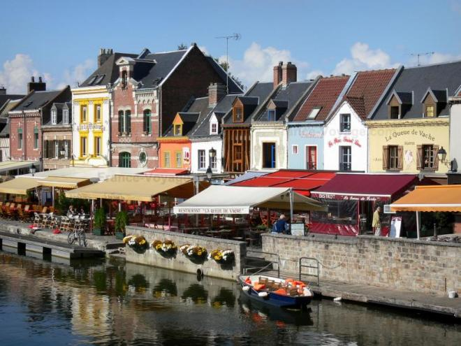 Amiens Canal