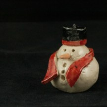 Bjella Snowman Ornament - Dad-22