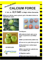 Calcium Force