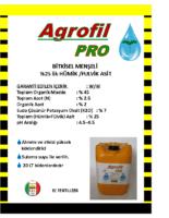Agrofil Pro – Fulvik Asit