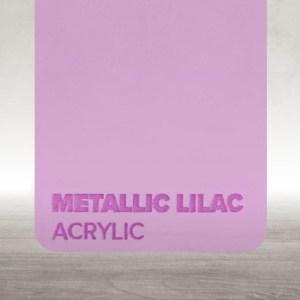 Acrílico Lilás Metalizado Flux Lasers